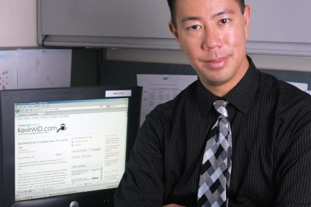 024 Discussing Healthcare: Kevin Pho, MD (KevinMD.com) talks about social media and online physician reviews